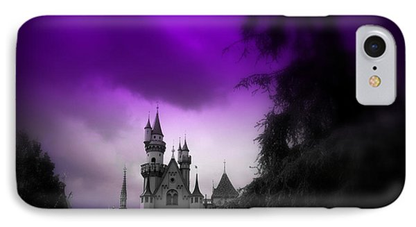 A Spell Cast Once Upon A Time IPhone Case by Susan Lafleur