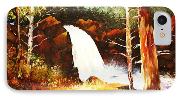 A Spout In The Forest Ll IPhone Case