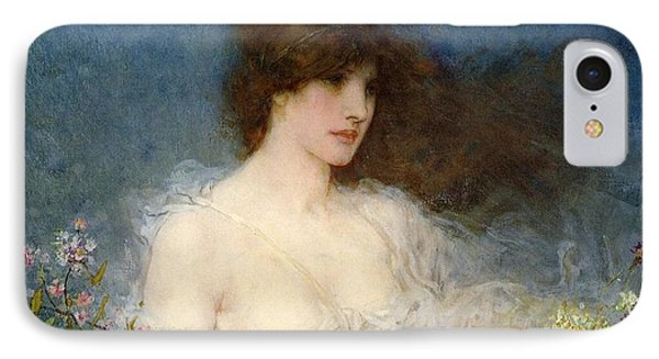 A Spring Idyll Phone Case by George Henry Boughton
