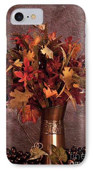 A Still Life For Autumn IPhone Case by Sherry Hallemeier