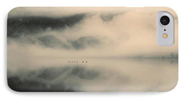 A Study Of Clouds Phone Case by Tara Turner