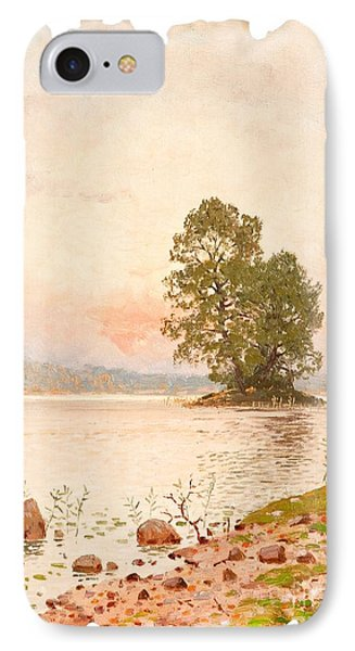 A Summer Evening IPhone Case