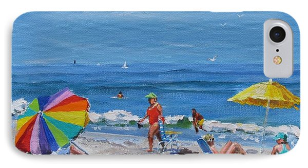 A Summer IPhone Case by Laura Lee Zanghetti