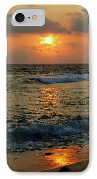 IPhone Case featuring the photograph A Sunset To Remember by Lori Seaman