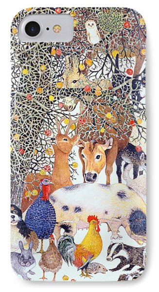 A Tasty Treat IPhone Case by Pat Scott