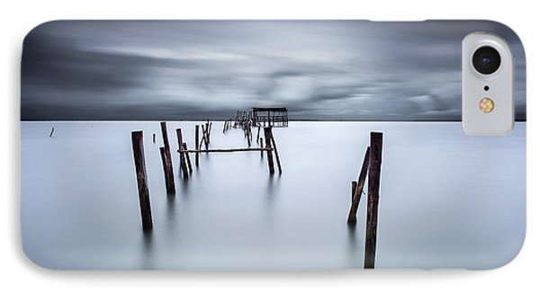 A Test Of Time IPhone Case by Jorge Maia