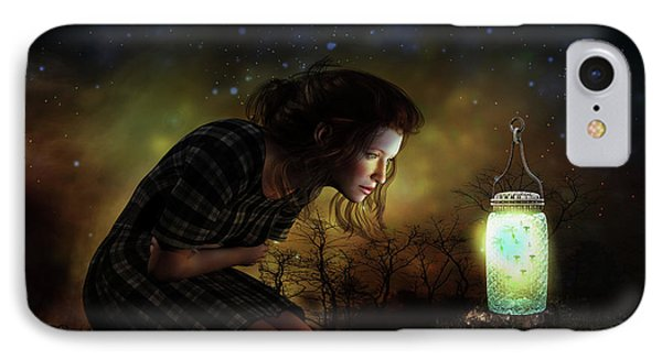 IPhone Case featuring the digital art A Thousand Hugs by Shanina Conway