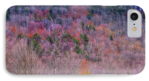 IPhone Case featuring the photograph A Touch Of Autumn by David Patterson