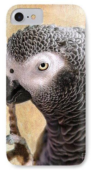 IPhone Case featuring the photograph A Touch Of Grey 11 by Betty LaRue