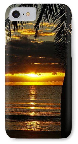 A Touch Of Paradise Phone Case by Holly Kempe