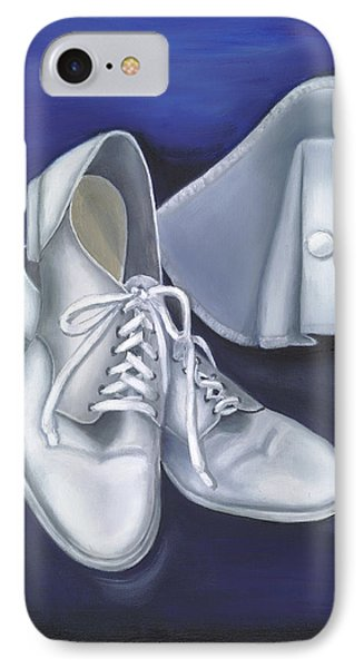 IPhone Case featuring the painting A Tradition Of White by Marlyn Boyd