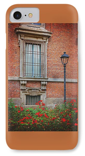 A Typical Italian Street IPhone Case by Carol Japp