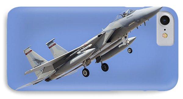 A U.s. Air Force F-15c Turns IPhone Case