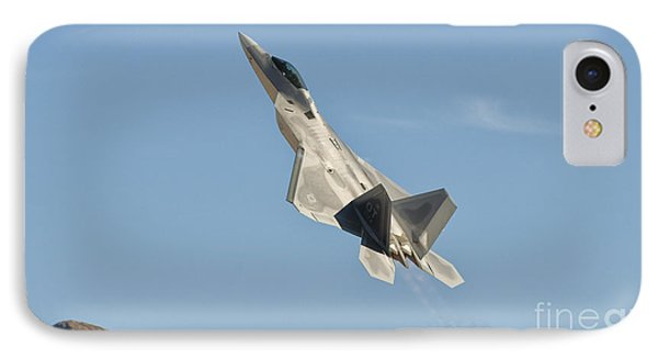 A U.s. Air Force F-22 Raptor Takes Phone Case by Giovanni Colla
