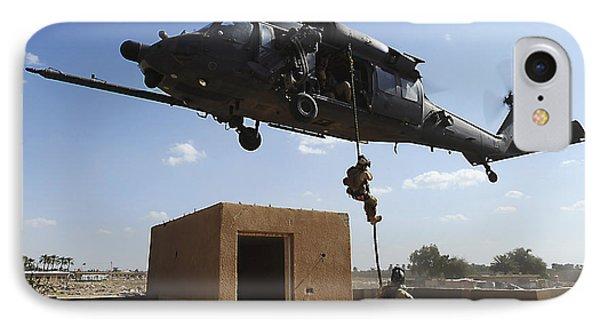 A U.s. Air Force Pararescuemen Fast IPhone Case