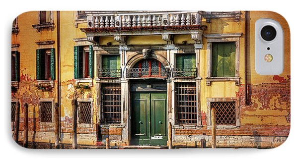 A Venetian Door  IPhone Case