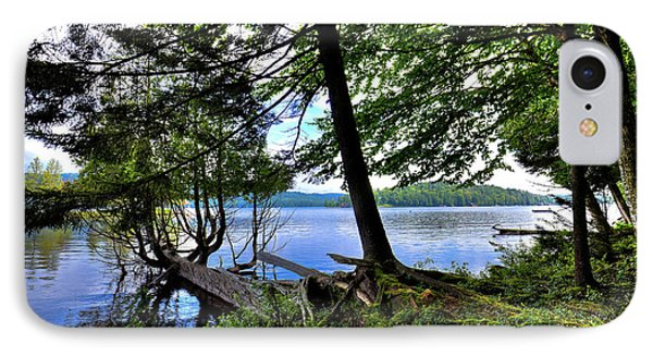 IPhone Case featuring the photograph A View From Covewood by David Patterson