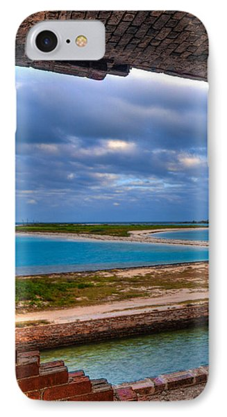 A View From Fort Jefferson IPhone Case