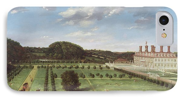 A View Of Bayhall - Pembury IPhone Case