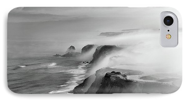 IPhone Case featuring the photograph A View Of Gods by Jorge Maia