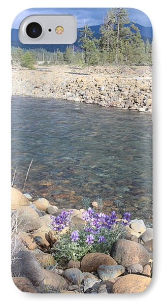 IPhone Case featuring the photograph A View To A View by Marie Neder