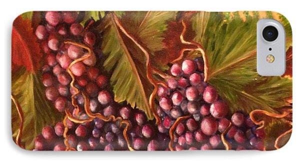 A Vineyard  IPhone Case