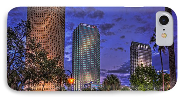 A Walk In The Park IPhone Case by Marvin Spates
