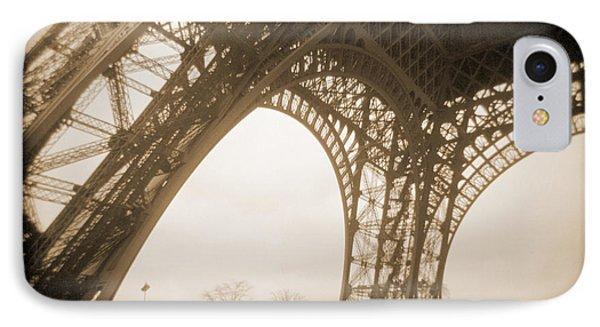 A Walk Through Paris 13 IPhone Case by Mike McGlothlen