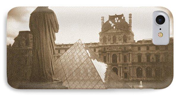 A Walk Through Paris 16 IPhone Case by Mike McGlothlen