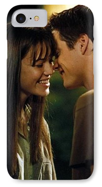 A Walk To Remember In Love Happy Pair 9 300x450 IPhone Case