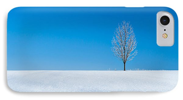 A Winter's Landmark IPhone Case by Todd Klassy