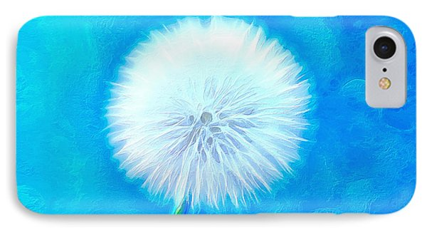 A Wish For You IPhone Case by Krissy Katsimbras
