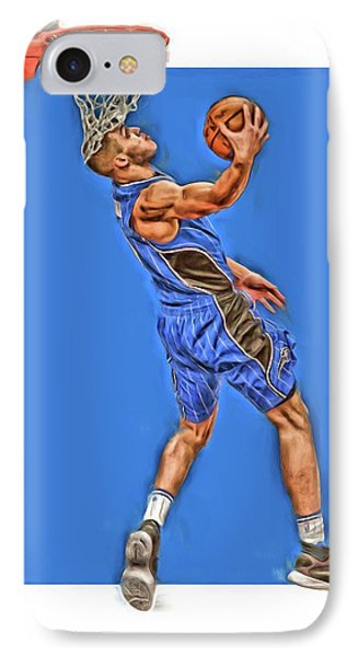 Aaron Gordon Orlando Magic Oil Art IPhone Case