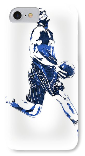 Aaron Gordon Orlando Magic Pixel Art 2 IPhone Case