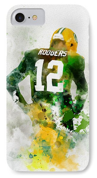 Aaron Rodgers IPhone Case