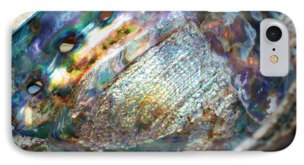 Abalone IPhone Case by Cricket Hackmann
