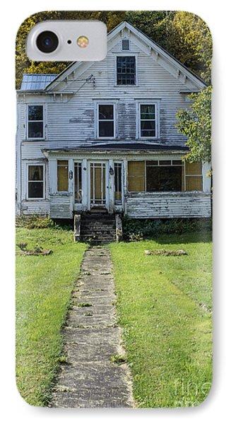 Abandoned Home, Lyndon, Vt. IPhone Case