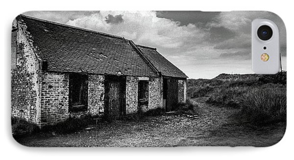 Abandoned Bothy IPhone Case by Dave Bowman
