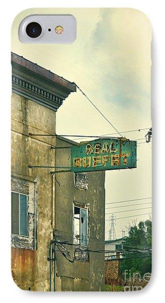 Abandoned Building IPhone Case by Jill Battaglia