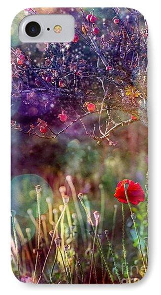 Abandoned Garden IPhone Case by Agnieszka Mlicka