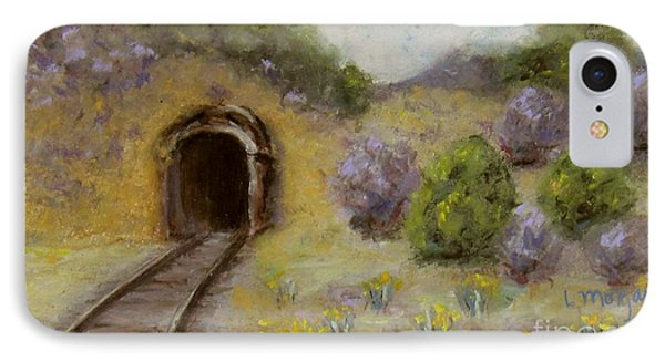 Abandoned Mine IPhone Case by Laurie Morgan