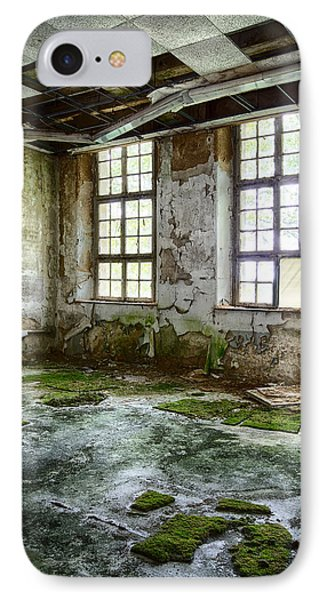Abandoned Room - Urban Decay IPhone Case