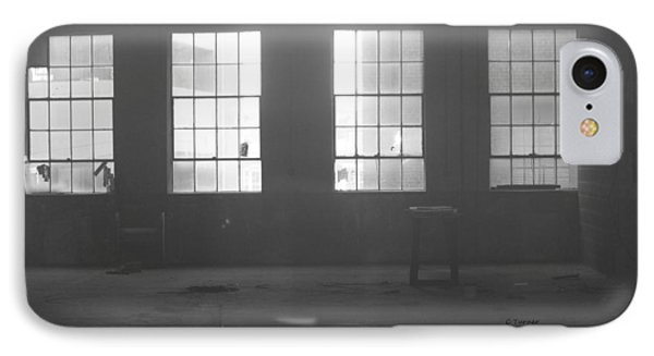 Abandoned Warehouse Phone Case by Carol Turner