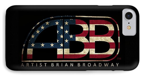 Abb Usa IPhone Case by Brian Broadway