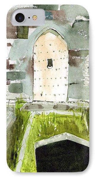 Abbey Door IPhone Case