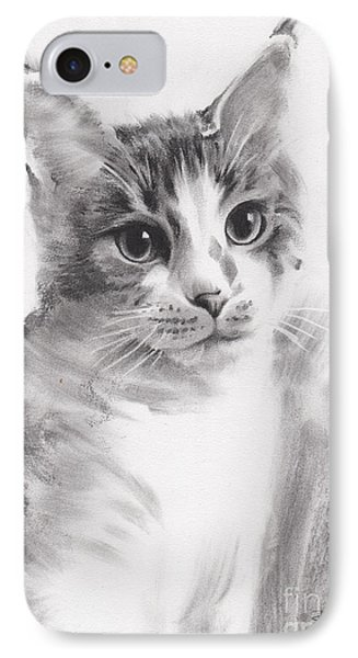 Abbie IPhone Case by Paul Davenport