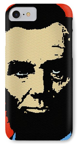 Abe Lincoln IPhone Case