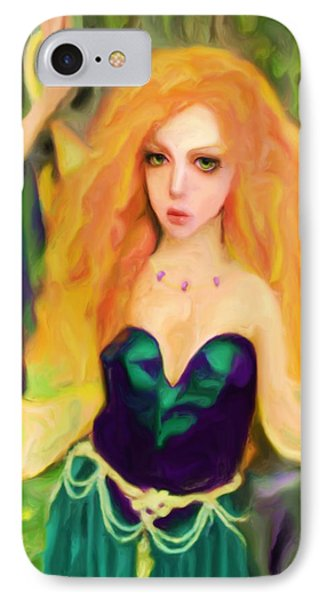 Abella  IPhone Case by Shelley Bain