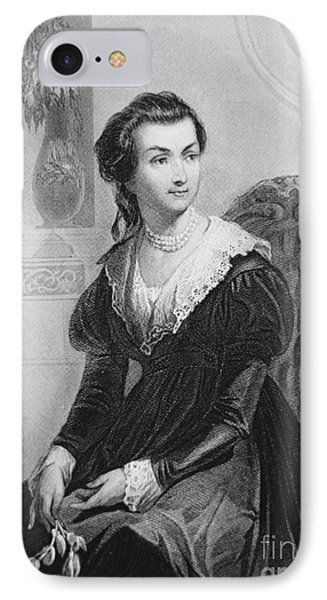 Abigail Smith Adams IPhone Case