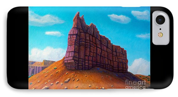 Abiquiu Phone Case by Brian  Commerford